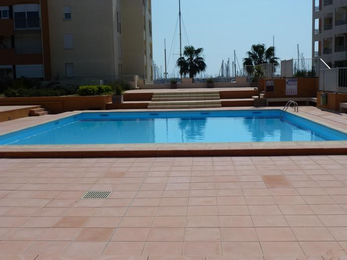 Holiday rentals Agde - Apartment - 4 persons - Television - Photo N° 1