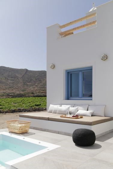 Location vacances Thira -  Appartement - 4 personnes -  - Photo N° 1