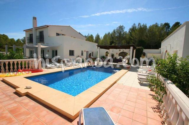 Location à Denia pour 13 personnes - 2 villas avec piscine privée |tres