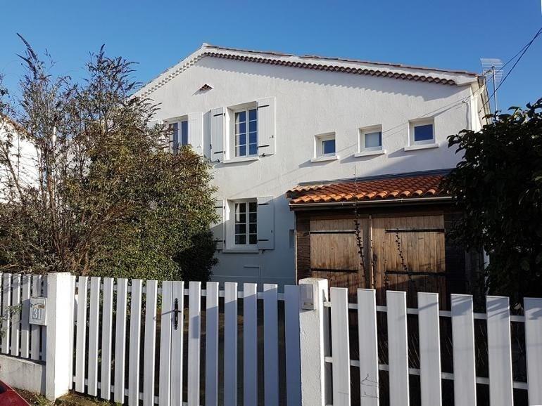 Location vacances Fouras -  Maison - 6 personnes - Jardin - Photo N° 1