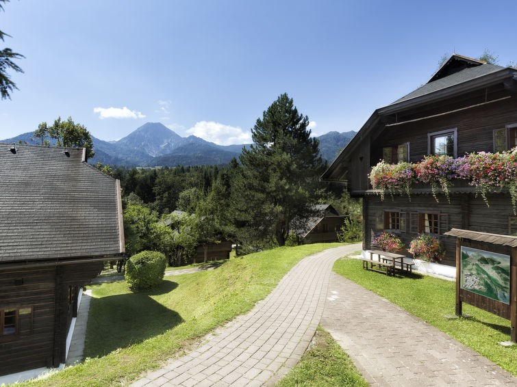 Appartement pour 2 personnes à Faaker See