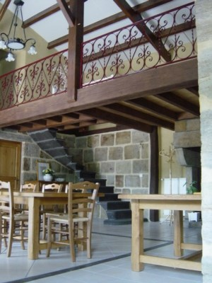 Holiday rentals Bulhon - Cottage - 20 persons - BBQ - Photo N° 1