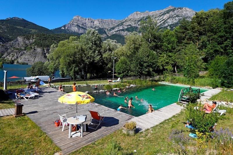 Campéole Le Lac, 192 emplacements, 108 locatifs