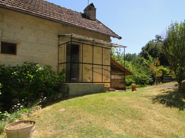 Location vacances Meyrals -  Maison - 2 personnes - Barbecue - Photo N° 1