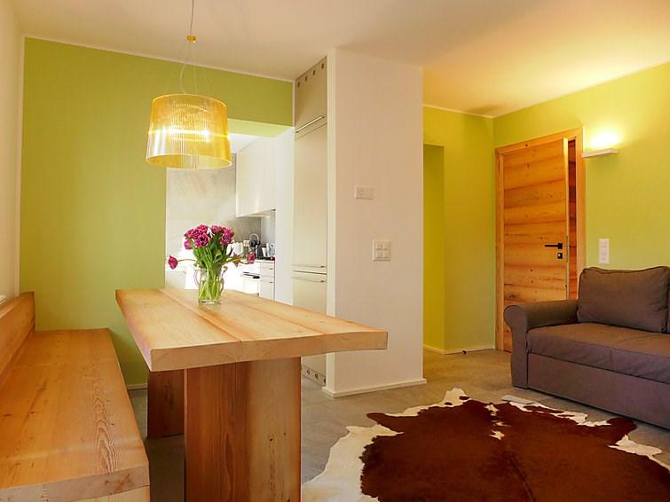 Appartement pour 4 à St. Moritz