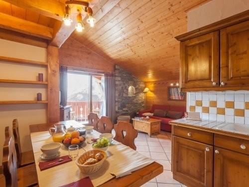 Résidence premium Les Alpages de Reberty - Appartement 3 pièces 8 personnes - Mezzanine Exception
