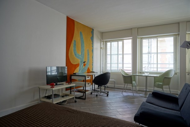 Location vacances Paris 8e Arrondissement -  Appartement - 2 personnes - Télévision - Photo N° 1
