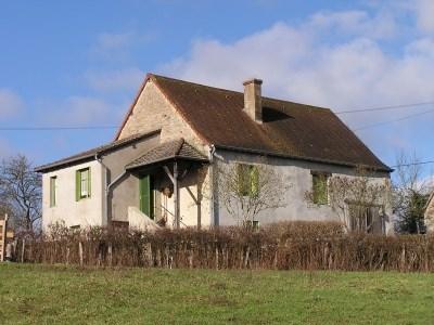Location vacances Sigy-le-Châtel -  Gite - 6 personnes - Barbecue - Photo N° 1
