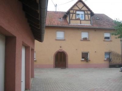 Holiday rentals Wickerschwihr - Cottage - 4 persons - BBQ - Photo N° 1