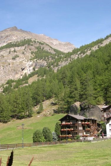 Location vacances Saas-Almagell -  Appartement - 4 personnes -  - Photo N° 1