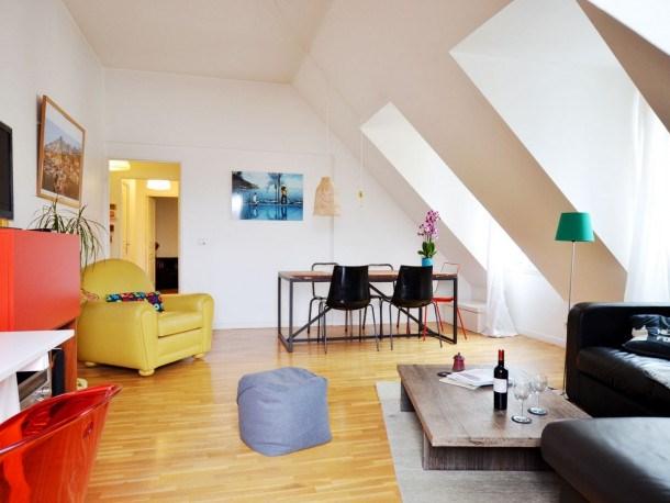 Location vacances Paris 11e Arrondissement -  Appartement - 2 personnes - Lecteur DVD - Photo N° 1