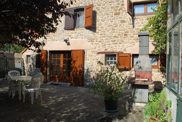 Holiday rentals Saint-Affrique - House - 5 persons - BBQ - Photo N° 1