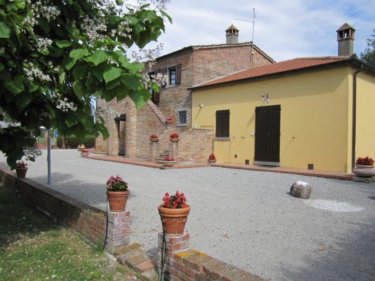 Appartement pour 6 à Cortona