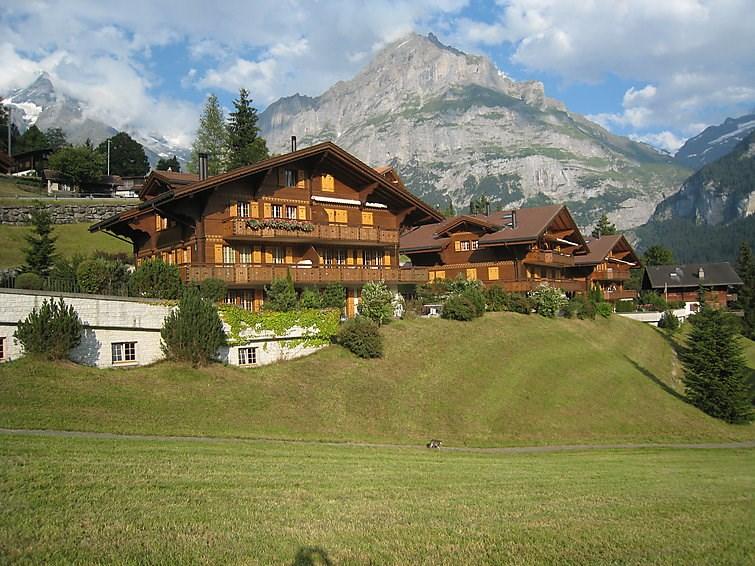 Appartement pour 4 à Grindelwald