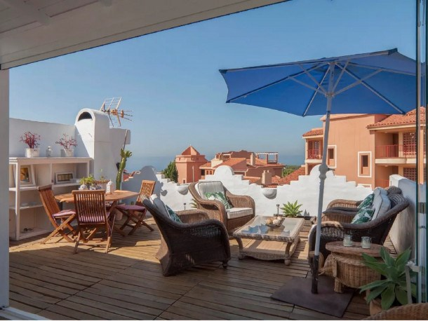 Location vacances Marbella -  Maison - 4 personnes - Barbecue - Photo N° 1