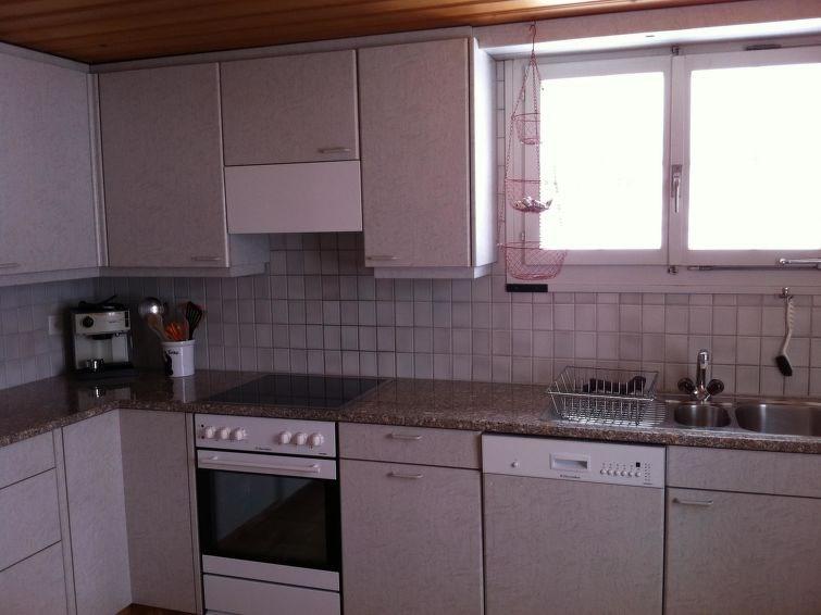 Appartement pour 8 à Lenk