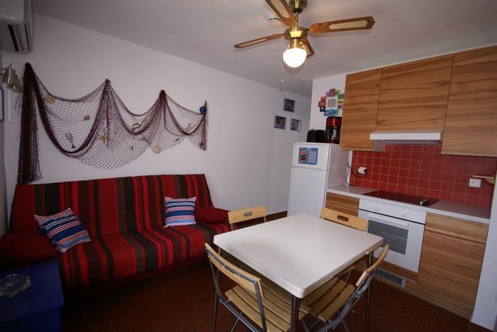 Alquileres de vacaciones Gruissan - Apartamento - 4 personas - BBQ - Foto N° 1