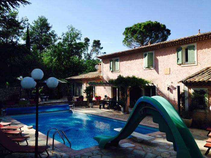 Location vacances Fayence -  Maison - 14 personnes - Barbecue - Photo N° 1