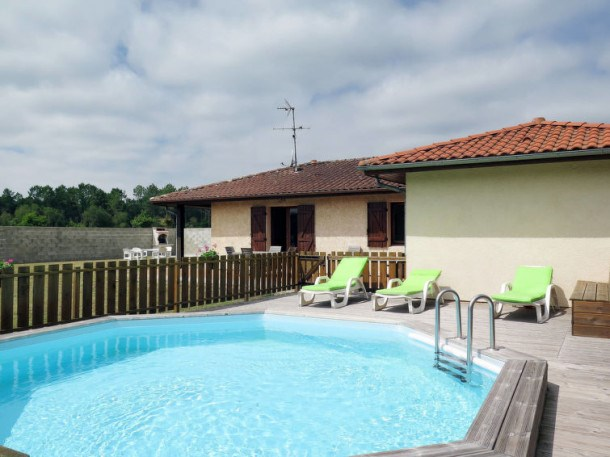 Location vacances Lit-et-Mixe -  Maison - 6 personnes - Barbecue - Photo N° 1