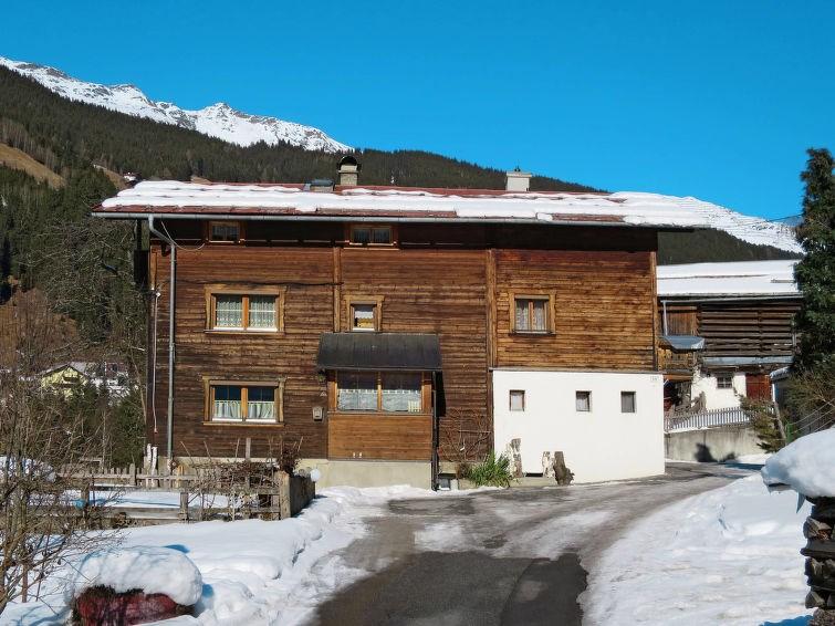 Maison pour 10 personnes à Kappl