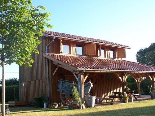 Holiday rentals Le Temple-sur-Lot - House - 4 persons - Garden - Photo N° 1