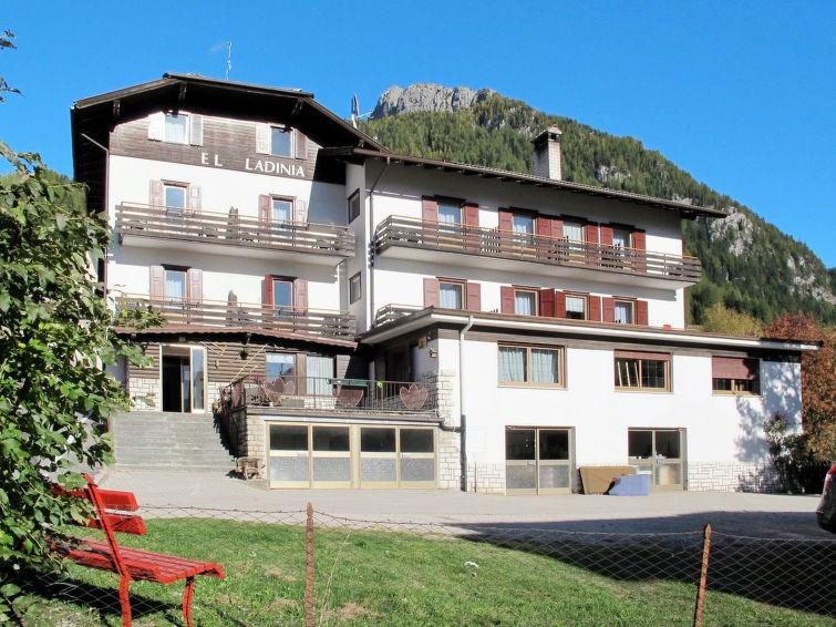 Location vacances Moena -  Appartement - 9 personnes -  - Photo N° 1