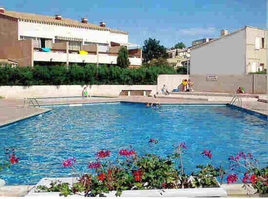 Location vacances Agde -  Appartement - 2 personnes - Télévision - Photo N° 1