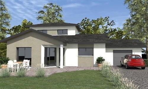 Maison  5 pièces + Terrain 1500 m² Gargas par ESQUISS 31