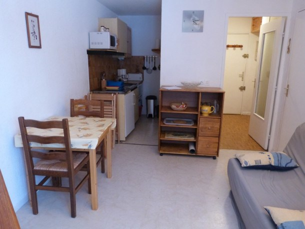 Location vacances Uvernet-Fours -  Appartement - 6 personnes - Micro-onde - Photo N° 1