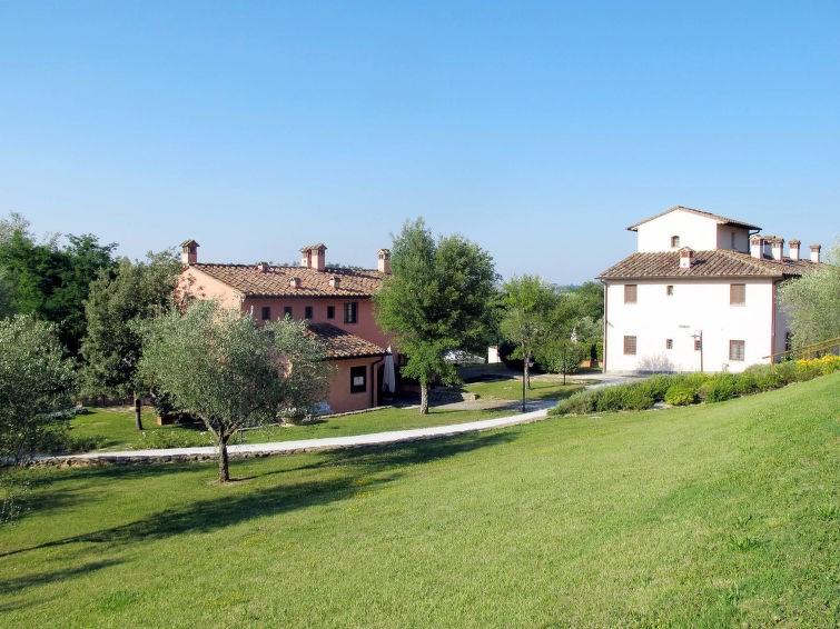 Location vacances Castelfiorentino -  Appartement - 8 personnes -  - Photo N° 1