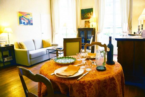Location vacances Paris 7e Arrondissement -  Appartement - 3 personnes - Télévision - Photo N° 1