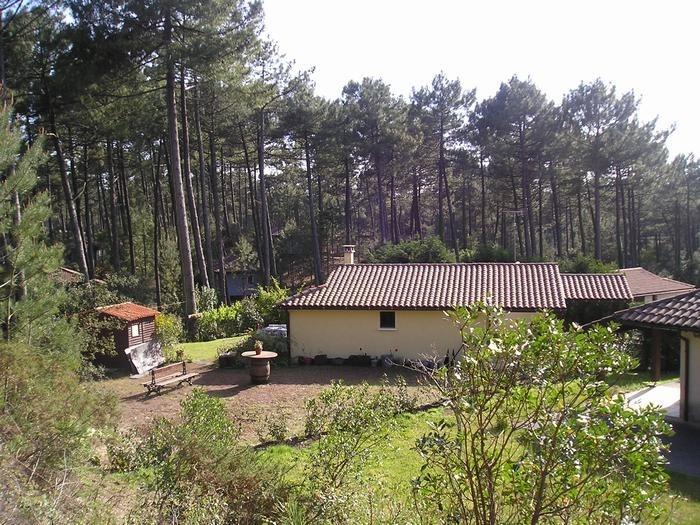 Maison pour 6 pers. avec parking privé, Moliets-et-Maa