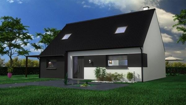 Maison  6 pièces + Terrain 579 m² Moncheaux par Maison Castor Lezennes
