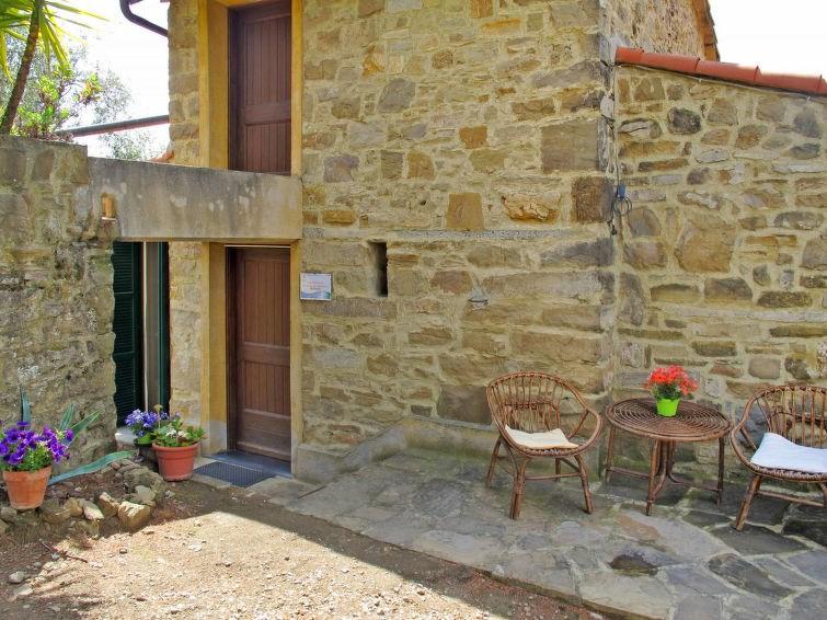 Studio pour 2 personnes à Camporosso