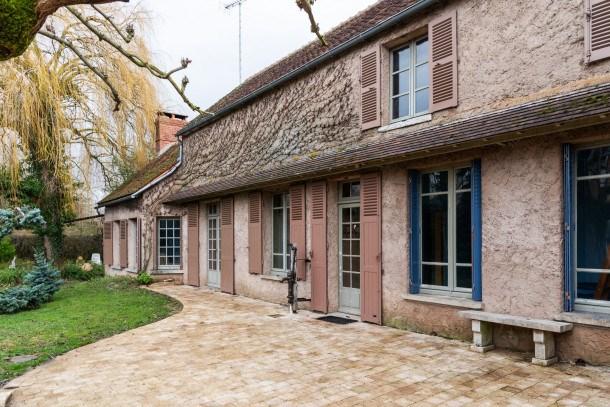 Location vacances Beaumont-du-Gâtinais -  Maison - 11 personnes - Terrasse - Photo N° 1