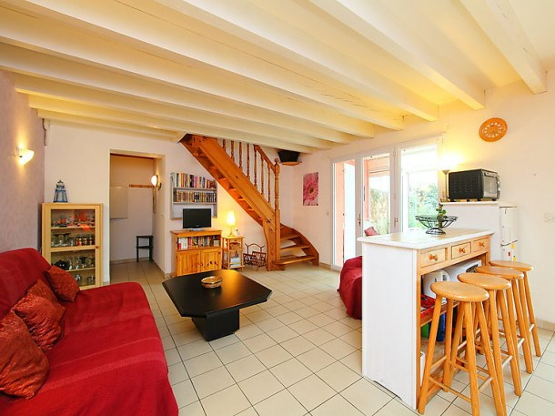 Location vacances Capbreton -  Appartement - 4 personnes - Barbecue - Photo N° 1