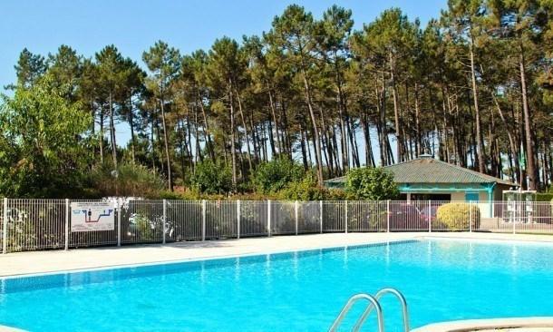 Location vacances Saint-Julien-en-Born -  Maison - 6 personnes - Salon de jardin - Photo N° 1