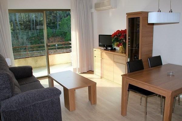 Location vacances Pals -  Appartement - 4 personnes - Court de tennis - Photo N° 1