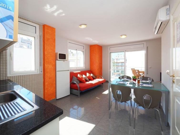 Appartement pour 2 personnes à Llançà