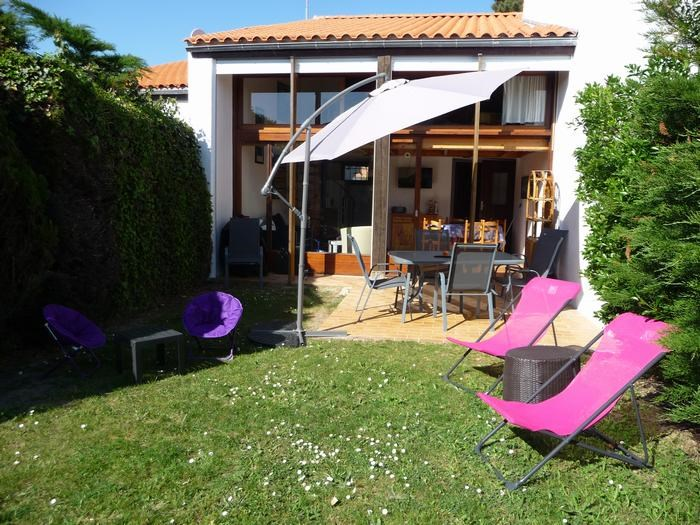 Holiday rentals Talmont-Saint-Hilaire - House - 4 persons - BBQ - Photo N° 1