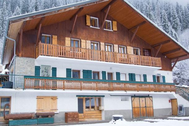 Location vacances Châtel -  Maison - 15 personnes - Télévision - Photo N° 1