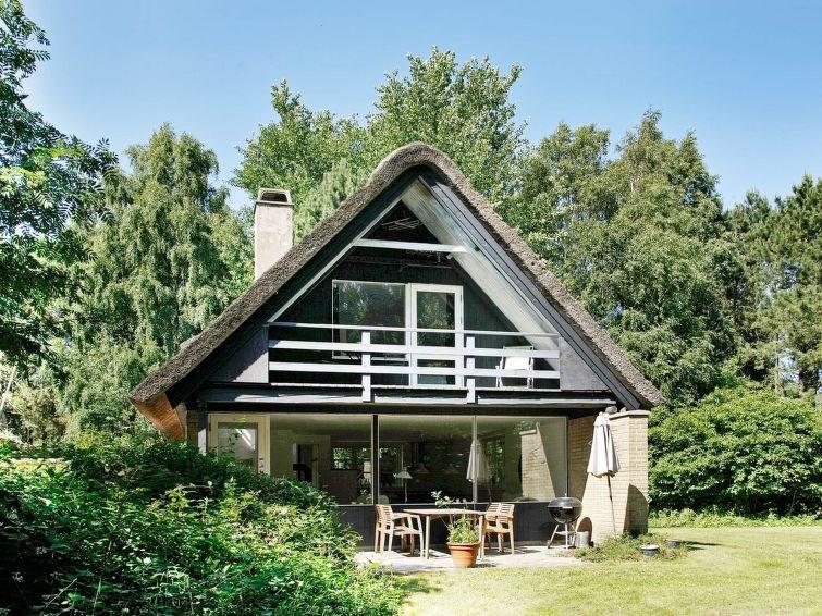 Maison pour 6 à Knebel