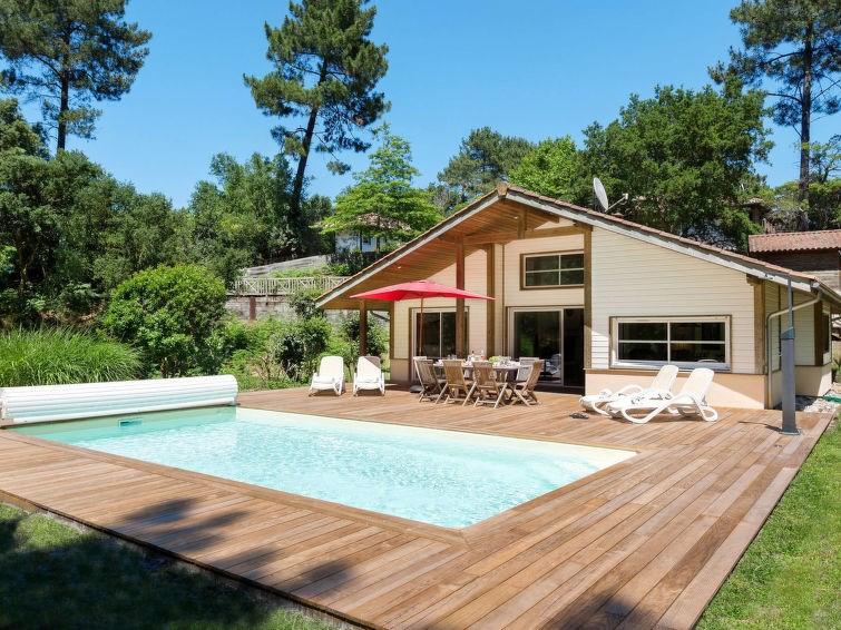 Location vacances Moliets-et-Maa -  Maison - 10 personnes -  - Photo N° 1