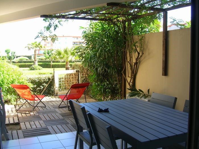 Holiday rentals Canet-en-Roussillon - Apartment - 2 persons - BBQ - Photo N° 1
