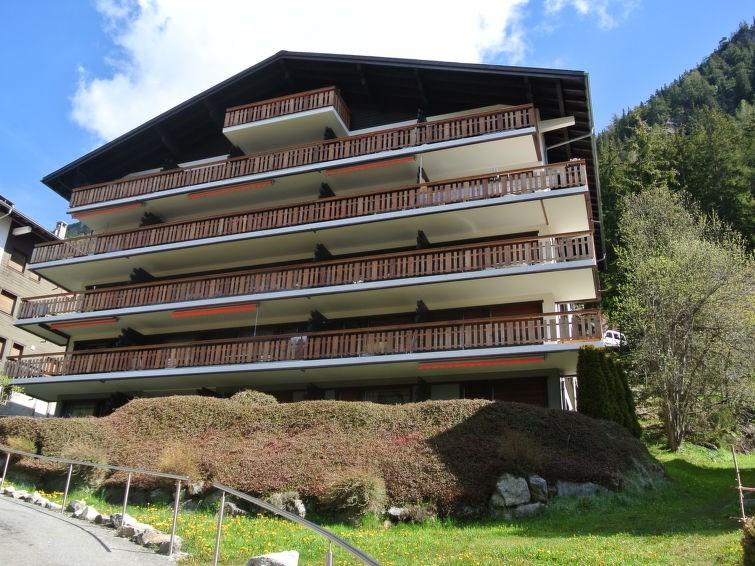 Location vacances Orsières -  Appartement - 4 personnes -  - Photo N° 1