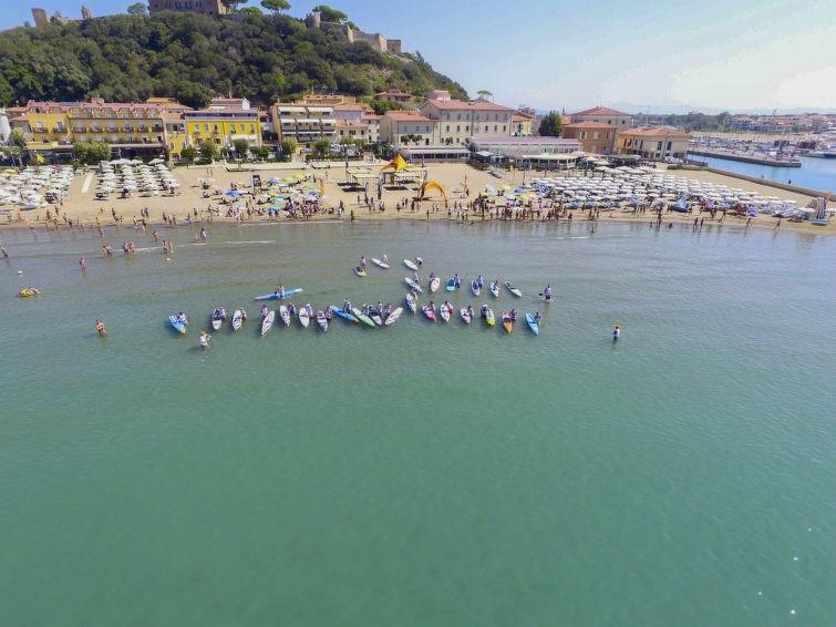 Location vacances Castiglione della Pescaia -  Appartement - 5 personnes -  - Photo N° 1