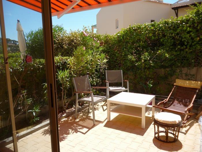 Jardinet/terrasse