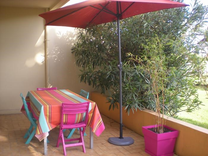 Holiday rentals Anglet - Apartment - 4 persons - Garden - Photo N° 1