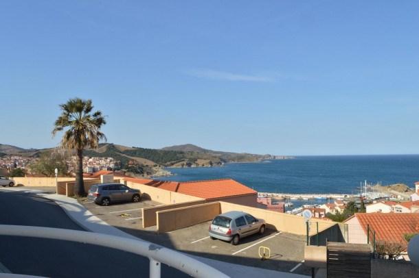 Location vacances Banyuls-sur-Mer -  Appartement - 4 personnes - Balcon - Photo N° 1