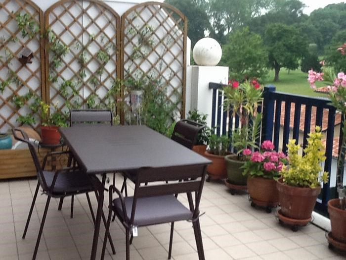 Holiday rentals Ciboure - Apartment - 4 persons - BBQ - Photo N° 1